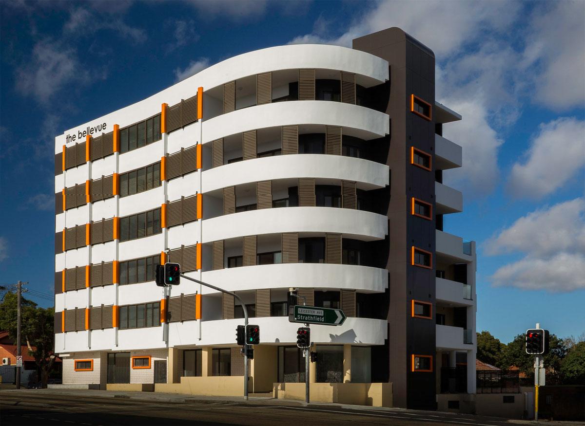 high rise construction builders sydney