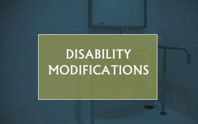 sydney disability modificaitons