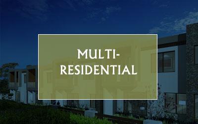 sydney multi residential builders