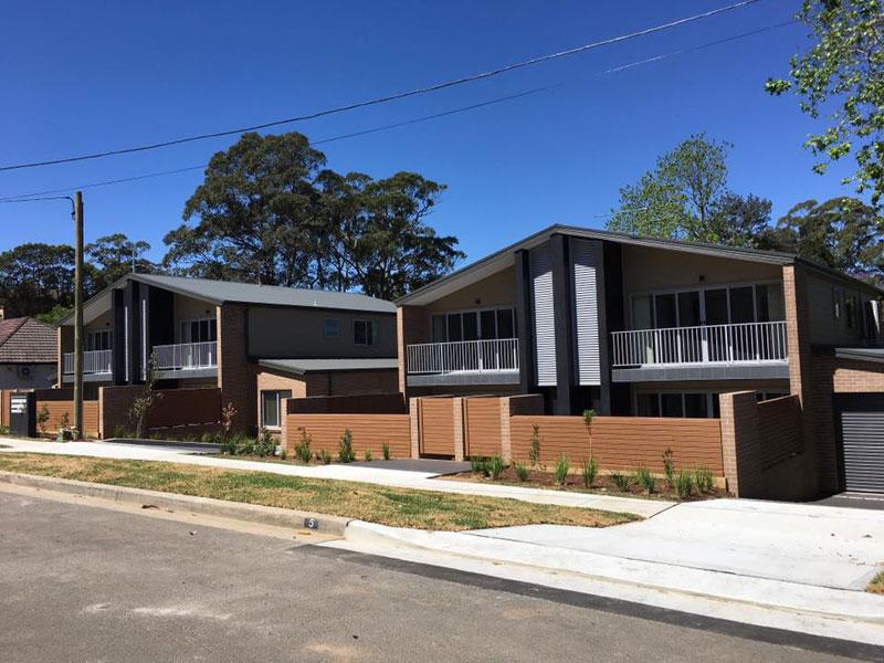 sydney duplex builders hills district