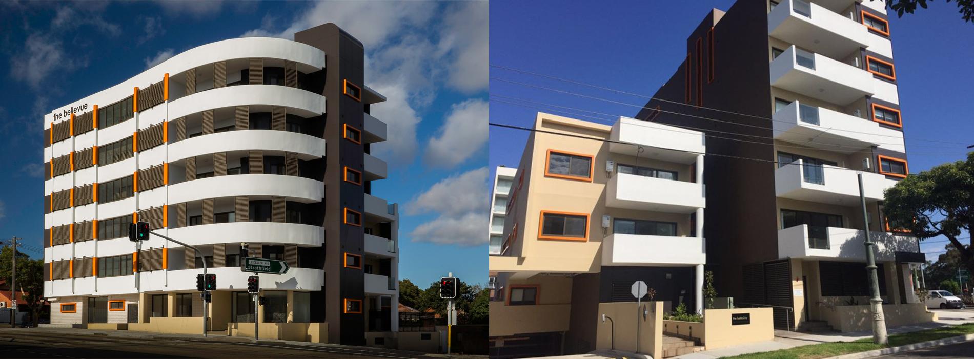 multi residential builders sydney